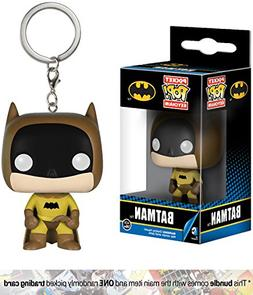 Batman : Funko Mystery Pocket POP! x The Rainbow Batman Mini