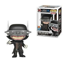 Batman Who Laughs Funko Pop! DC Super Heroes #256 PX Preview