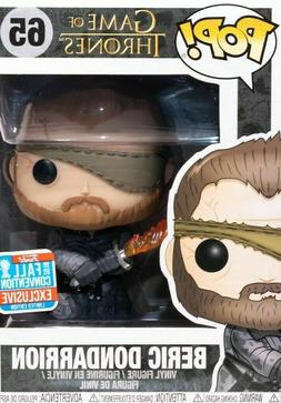 BEST PRICE NEW! Funko Pop Game of Thrones Fall Con Exclusive