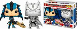 Black Panther v. Monster Hunter Marvel v. Capcom Pop 2-Pack