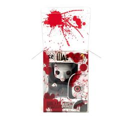 "BLOOD SPLATTER FUNKO POP! PROTECTORS FOR 4""- HIGH QUALITY 0."