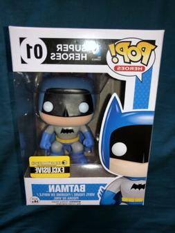 Blue Batman - Entertainment Earth Exclusive DC Super Heroes