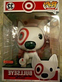 BRAND NEW Funko Pop Ad Icons Bullseye 10 inch Target Exclusi