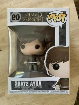 Brand New Funko Pop! Game of Thrones #09 Arya Stark