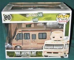 BREAKING BAD CRYSTAL SHIP CAMPER WITH JESSE PINKMAN - #9 FUN