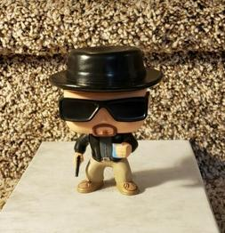 Breaking Bad FUNKO Pop! HEISENBERG  #162 Vaulted 2014 AMC Lo