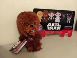 Funko Chewbacca Plush Galactic Plushies Star Wars Stuffed To