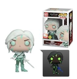 CIRI GLOW IN THE DARK - Funko Pop! Witcher 2019 E3 Exclusive