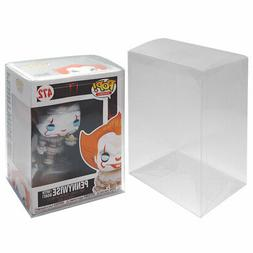 Clear Plastic Protector Cases for Funko Pop 4 inch Vinyl Fig