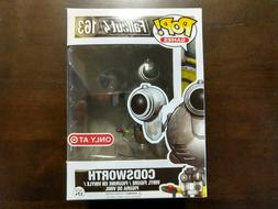 Codsworth Funko POP! #163 - Target Exclusive - Fallout 4