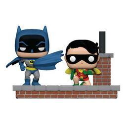 Funko Comic Moments POP Batman And Robin New Look 1964 Figur