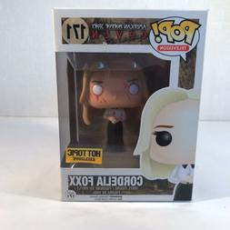 Cordelia Foxx Hot Topic Exclusive Funko Pop - NIB - American