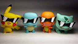 Custom Funko Pop Squirtle Squad 3D Printed Glasses *** Glass