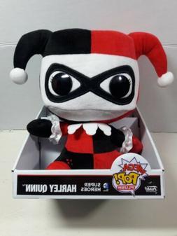 DC Comics Heroes Funko Pop Jumbo Plush Harley Quinn