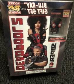 Deadpool 2 Super Duper Blu-ray + Digital + FUNKO Pocket Pop!
