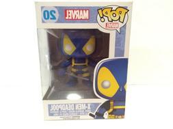 Deadpool Blue X-Men 20 Marvel Comics Funko Pop! Vinyl Figure