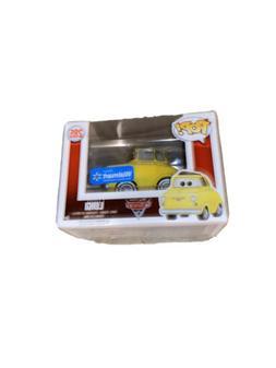 Funko Disney Cars 3 Pixar  Luigi # 285 Walmart w/protector N