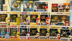 Disney, Marvel, Star Wars, TV, and Movies Funko Pops!