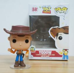 Disney Pixar Toy Story Woody #168 Funko POP PVC Figure in Bo