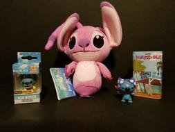 Funko Disney Stitch Angel Plush, Superhero Stitch Mini, Stit