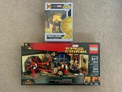 Lego Doctor Strange Sanctum Sanctorum 76060 Funko Pop! *NEW*