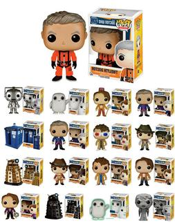 DOCTOR WHO - POP FIGURE 30 DESIGNS TO CHOOSE FROM - FUNKO VI