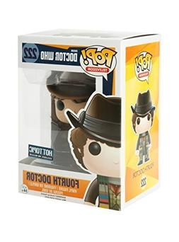 Funko Doctor Who Pop! Television Fourth Doctor Vinyl Figure