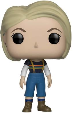 DOCTOR WHO - THIRTEENTH DOCTOR - FUNKO POP - BRAND NEW - TV