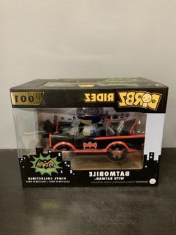 Dorbz Batmobile with Batman 66'