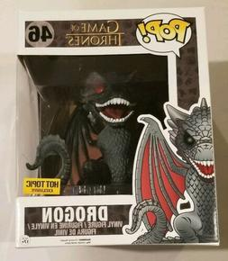 DROGON Funko Pop Game of Thrones #46 Hot Topic Exclusive