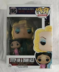 Funko Pop Elsa Mars & Ma Petite 241 American Horror Story Fr