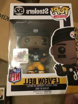 F10 LeVeon Bell Funko Pop 52 Steelers NFL 2016