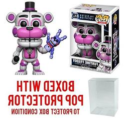 Five Nights at Freddy's Sister Location Funtime Freddy Pop!
