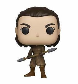FLAWED BOX Game of Thrones Arya Stark POP Vinyl Figure FUNKO