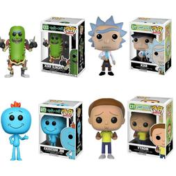 <font><b>Funko</b></font> POP Rick and Morty <font><b>Action