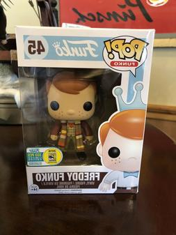 Funko Freddy #45 Fourth Doctor Who SDCC 2016 Exclusive 1/333
