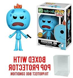 POP Animation Funko Rick /&Morty Squanchy #175 Vinyl Action Figure Brand New
