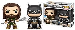 Funko POP Heroes: Batman and Aquaman - DC Justice League - F