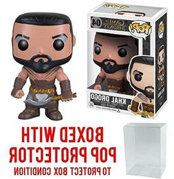 Funko Pop! Game of Thrones: GOT - Khal Drogo #04 Vinyl Figur