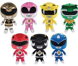 Funko Hero Plushies: Mighty Morphin Power Rangers