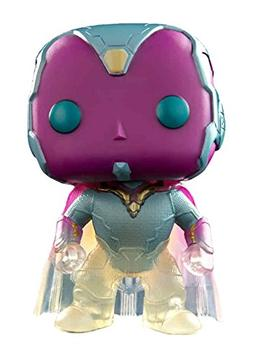 Funko Marvel Avengers Age of Ultron POP! Marvel Vision Exclu