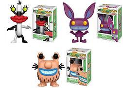 Funko POP! Nickelodeon Aaahh!!! Real Monsters: Ickis + Oblin
