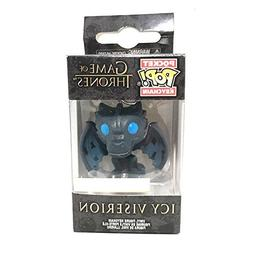 Funko Pocket Pop Game of Thrones Icy Viserion Exclusive Keyc