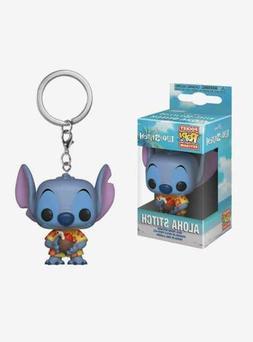 Disney FUNKO  Pocket POP  Keychain  Aloha Stitch  NEW