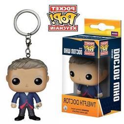 Funko Pocket POP! Doctor Who Twelfth Doctor Keychain