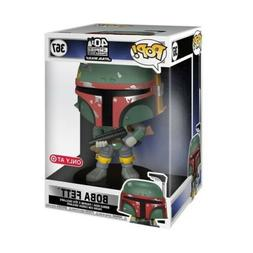 FUNKO POP! Star Wars #367 Boba Fett 10 inch Empire Strikes B