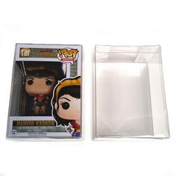 "Funko POP! 4"" Chalice Box Protectors - Crystal Clear .50 mm"