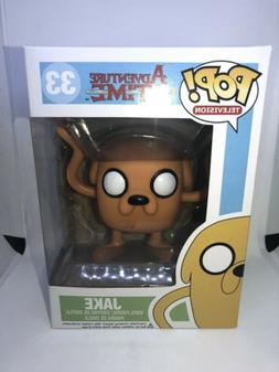 Funko Pop! Adventure Time JAKE the Dog 33