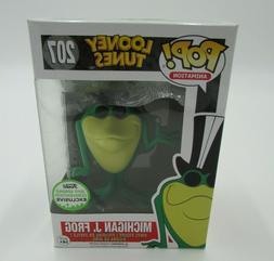 Funko POP! Animation Looney Tunes Michigan J Frog #207 2017