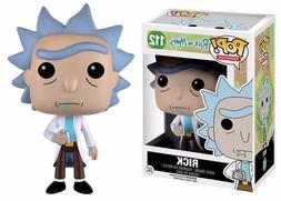 Funko Pop! Animation Rick And Morty Rick Vinyl Action Figure